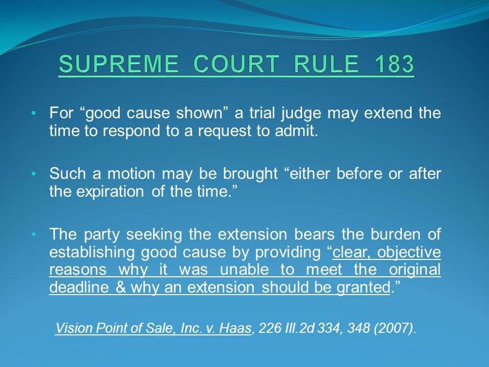 Vision Point of Sale, Inc. v. Haas, 226 Ill.2d 334, 348 (2007).