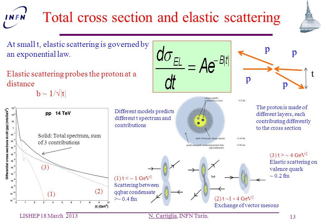 Total cross section and elastic scattering