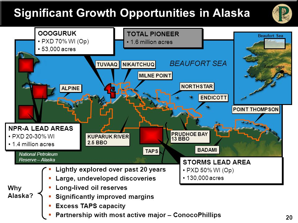 Point Thompson Alaska Map.Forward Looking Statements Ppt Download