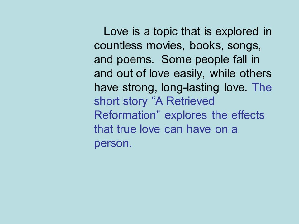 5 paragraph short story