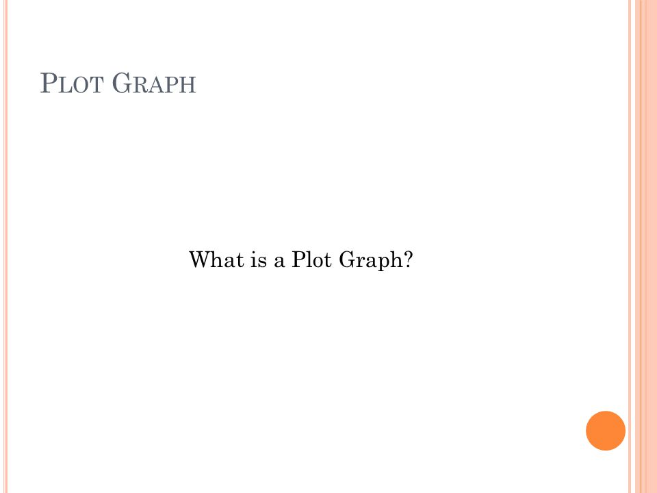 Plot Graph What is a Plot Graph
