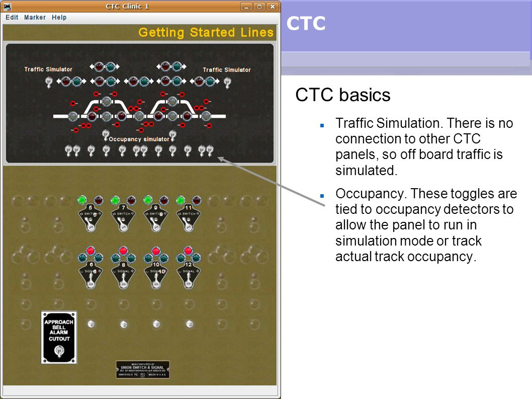 Create A Detailed Ctc Machine Model With Jmri Panelpro Ppt Video Simple Circuit Board Rrcirkits Inc Home Page 16