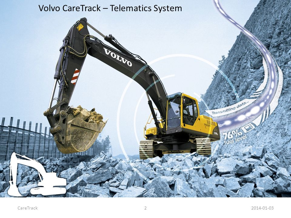 Volvo CareTrack – Telematics System