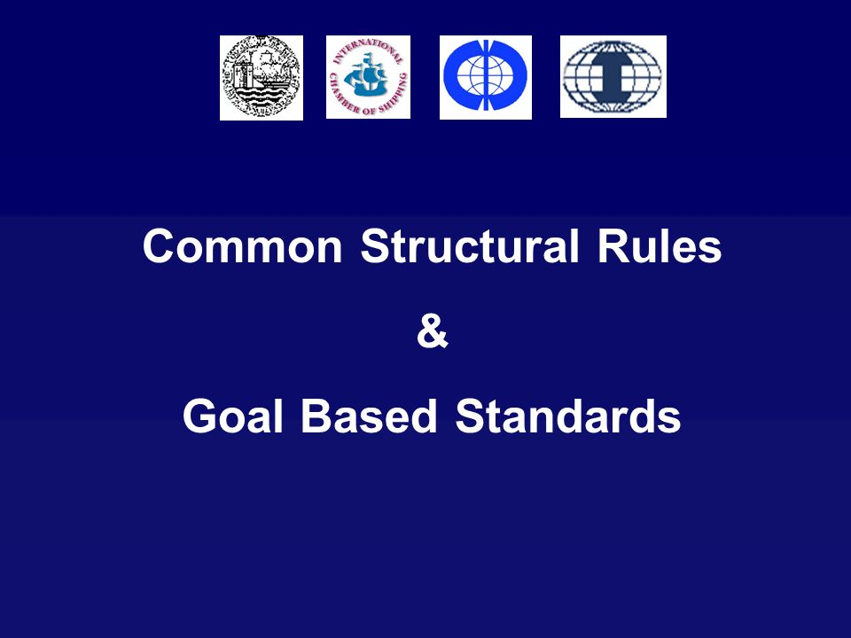 Common Structural Rules