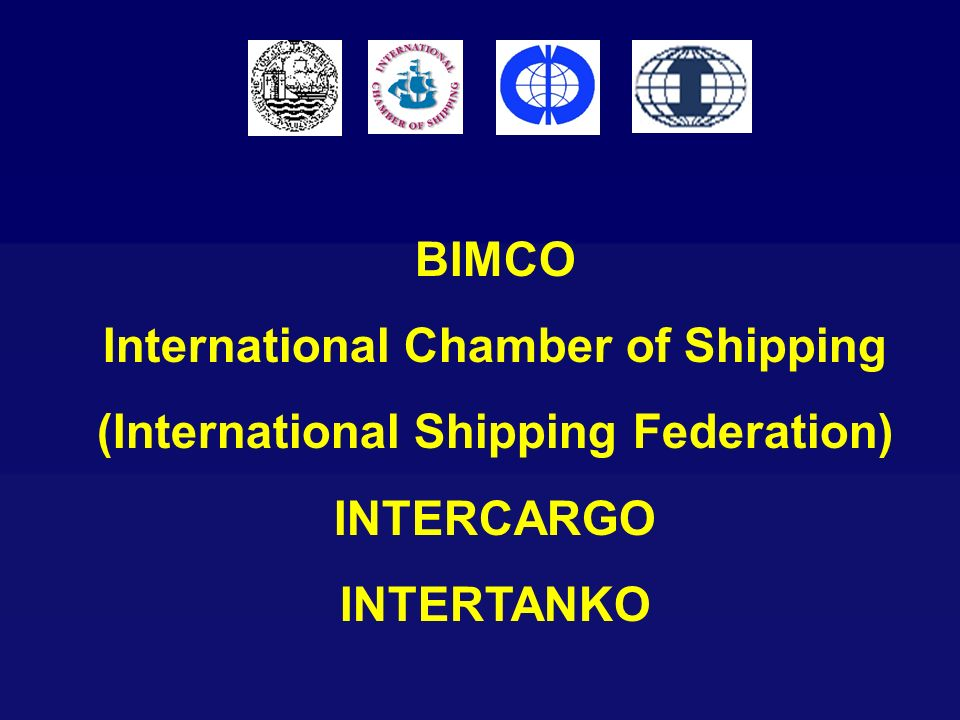International Chamber of Shipping (International Shipping Federation)