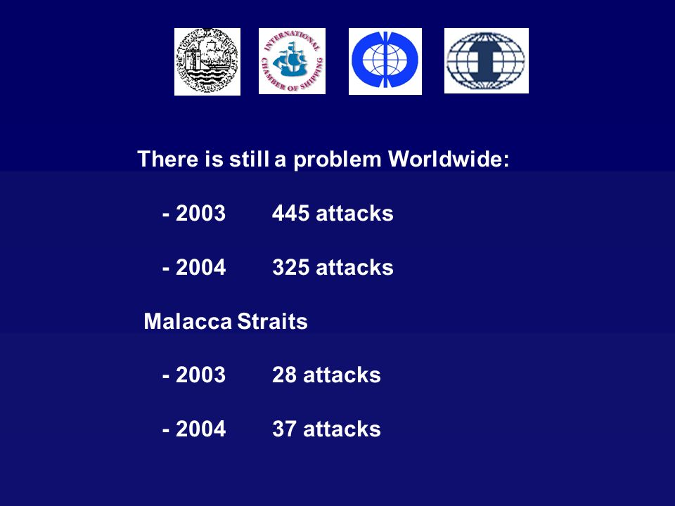 There is still a problem Worldwide: