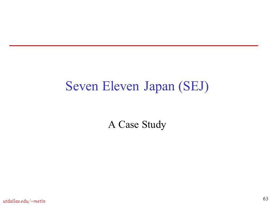 Seven eleven japan case study ppt