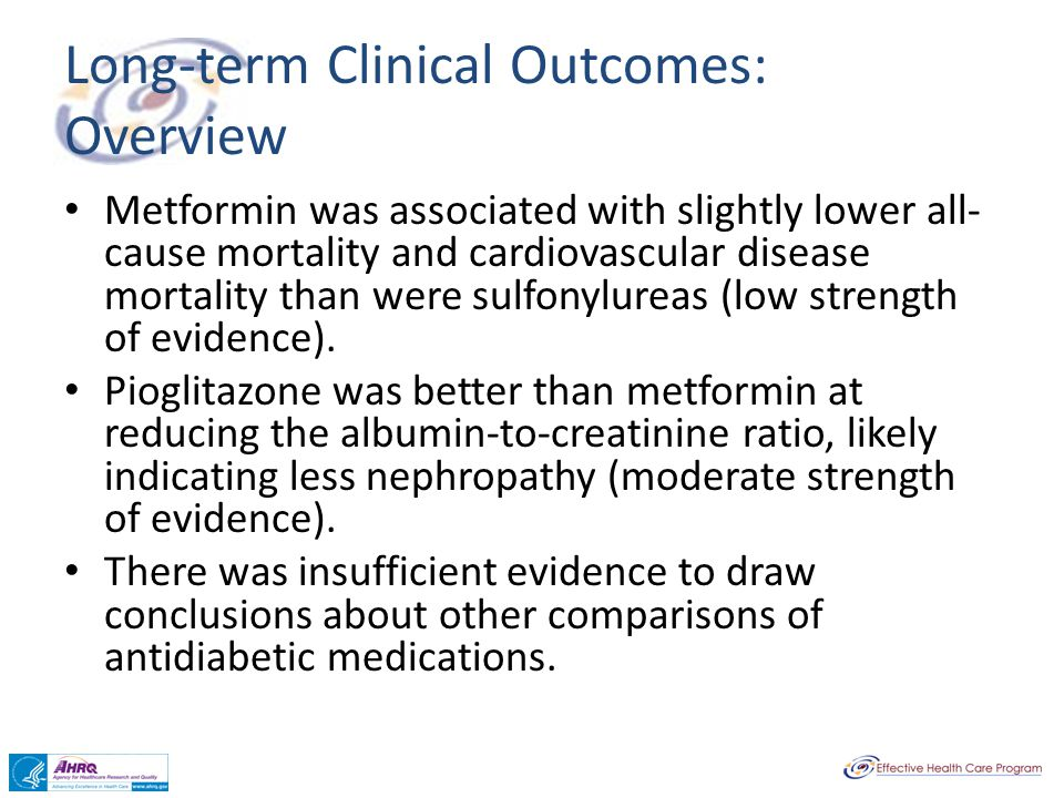 Long-term Clinical Outcomes: Overview