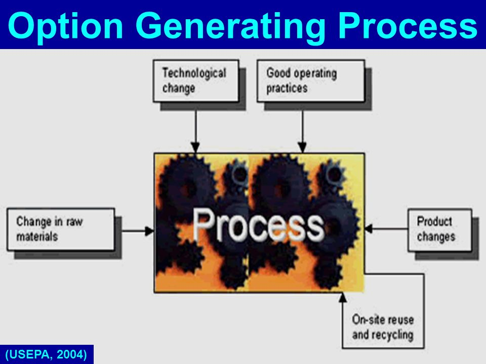 Option Generating Process