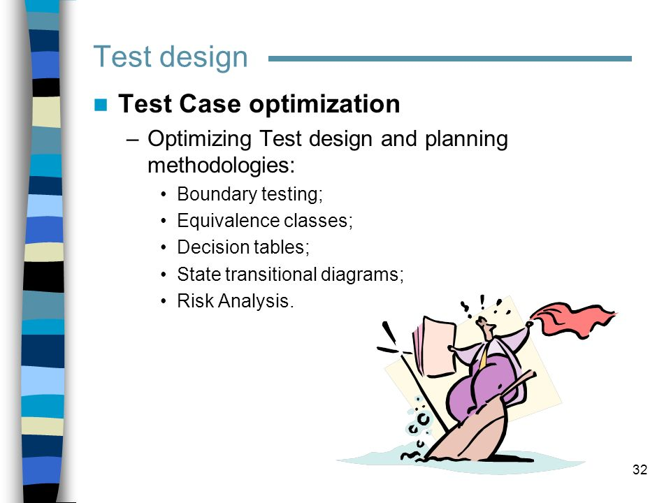 Test design Test Case optimization