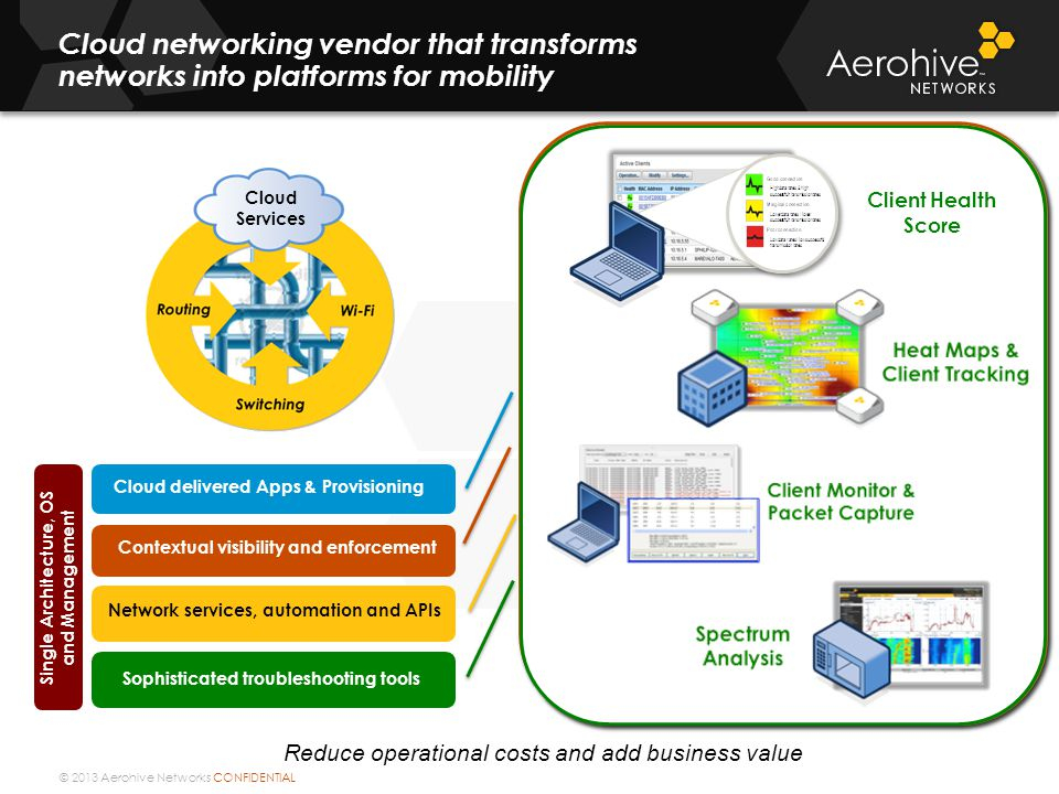 Transforming your network into a platform for mobility - ppt