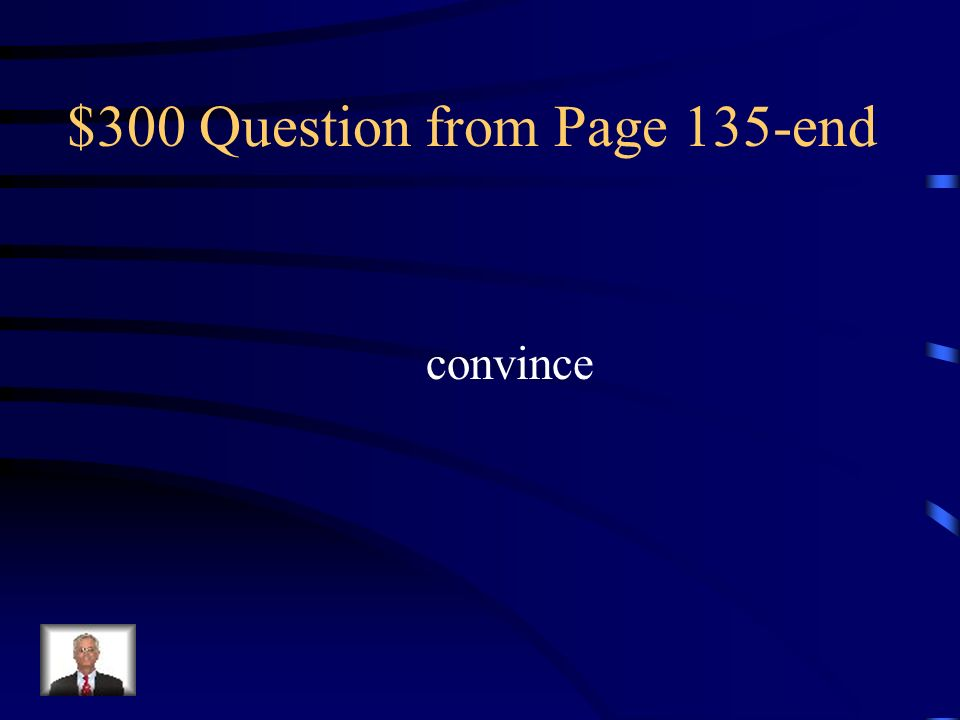 $300 Question from Page 135-end