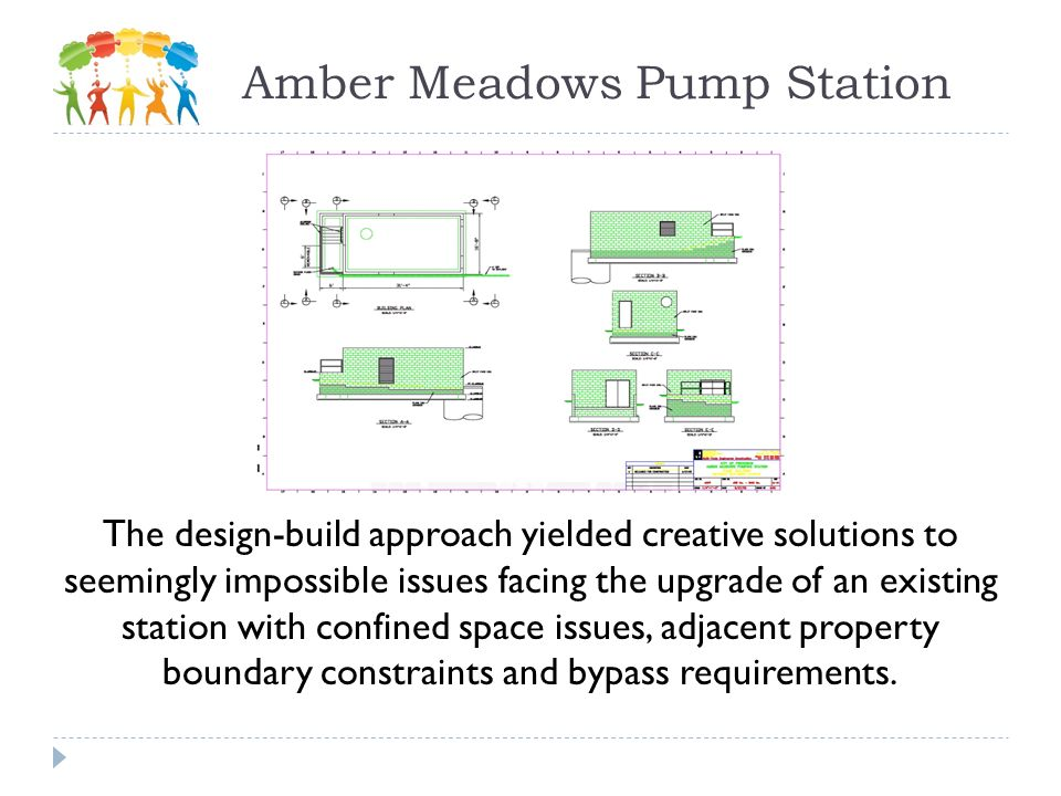 Amber Meadows Pump Station