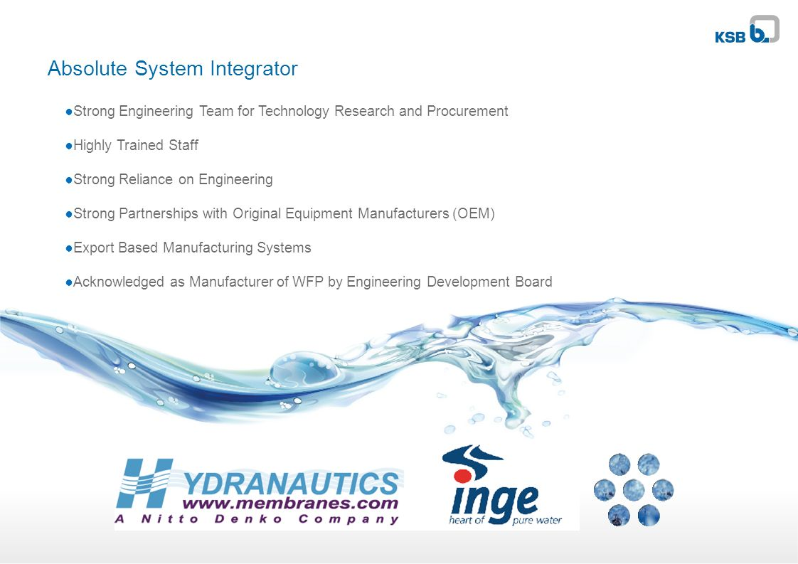Absolute System Integrator