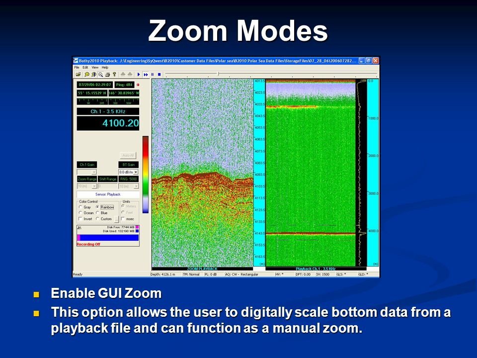 Zoom Modes Enable GUI Zoom