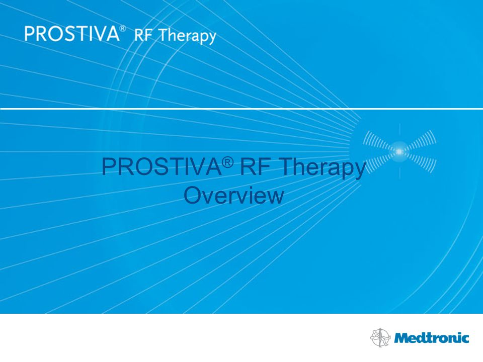 PROSTIVA® RF Therapy Overview