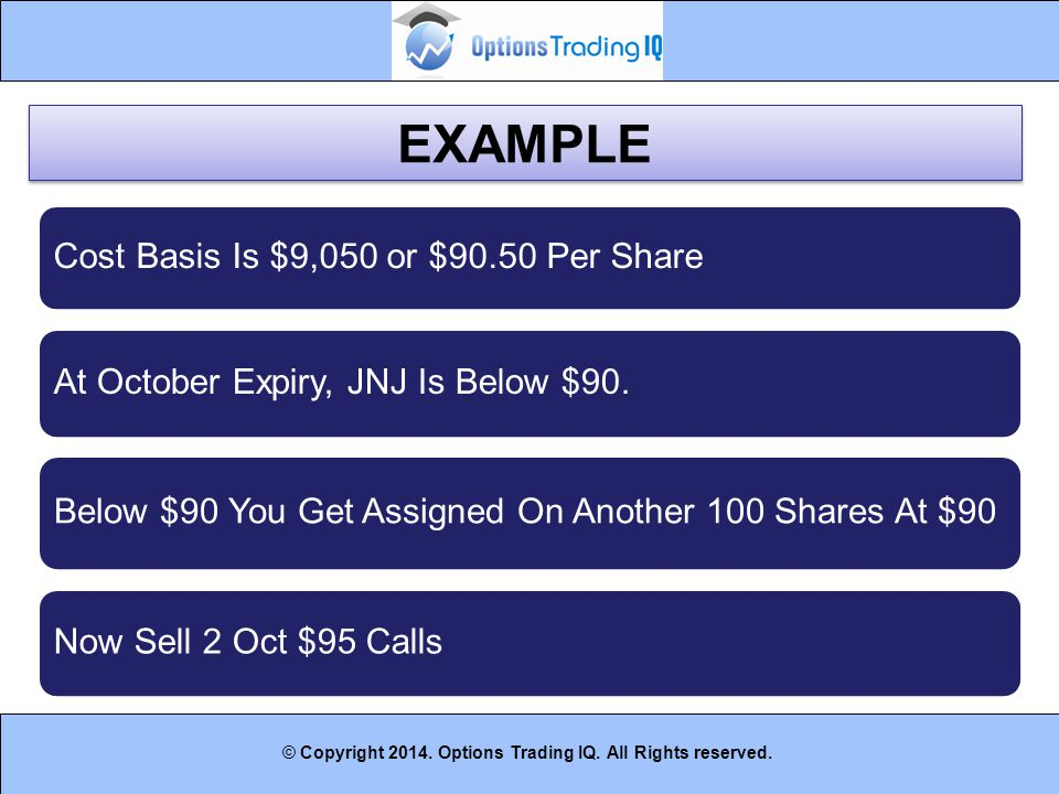 EXAMPLE Cost Basis Is $9,050 or $90.50 Per Share