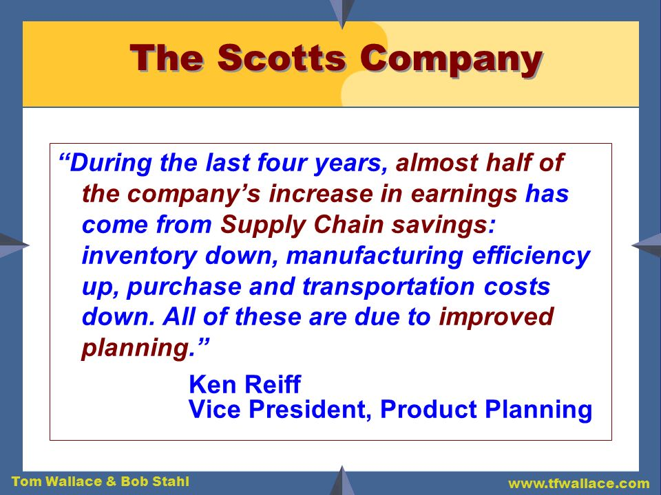The Scotts Company
