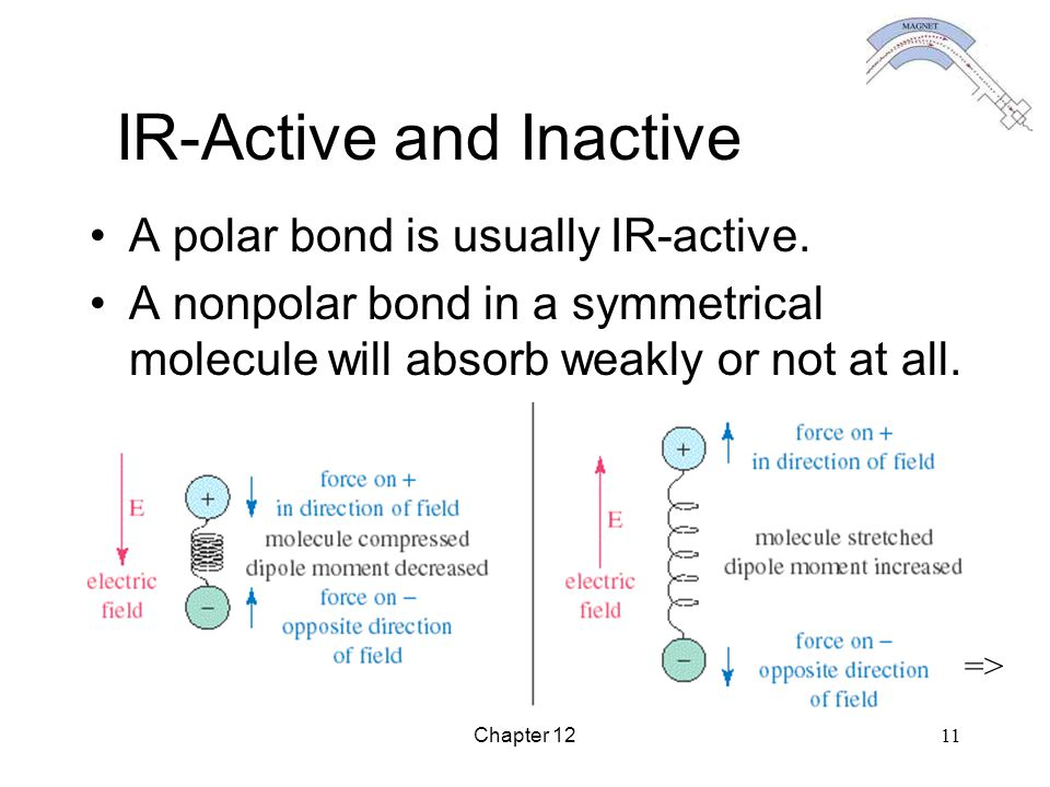 IR-Active and Inactive