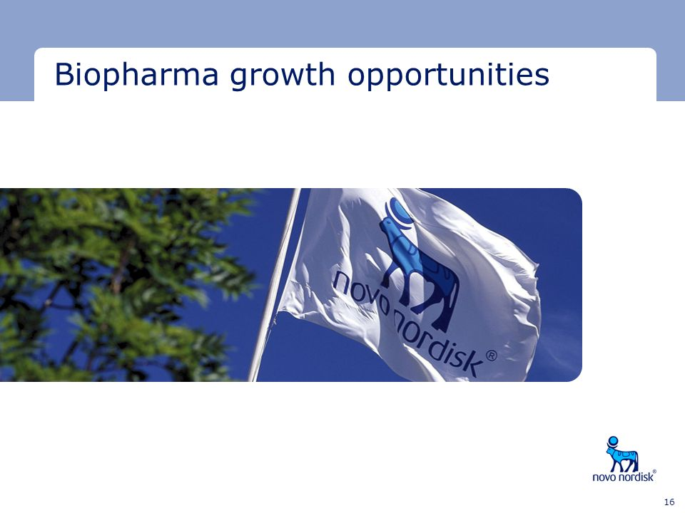 Biopharma growth opportunities