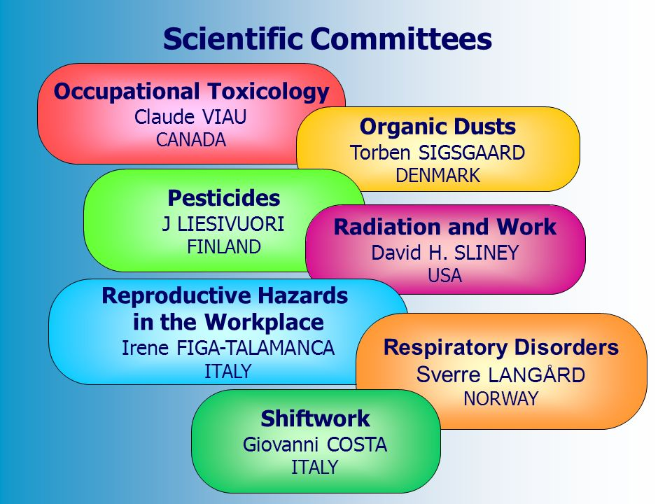 Occupational Toxicology Reproductive Hazards in the Workplace