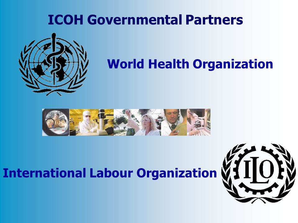 ICOH Governmental Partners