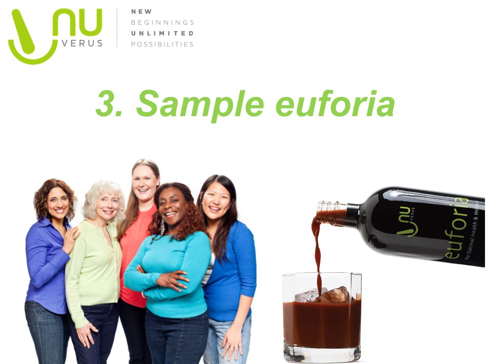 3. Sample euforia People taking with picture of euforia