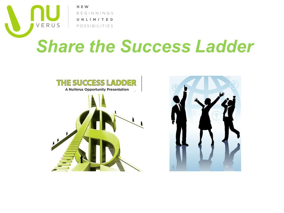 Share the Success Ladder
