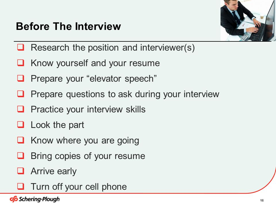 interview skills training