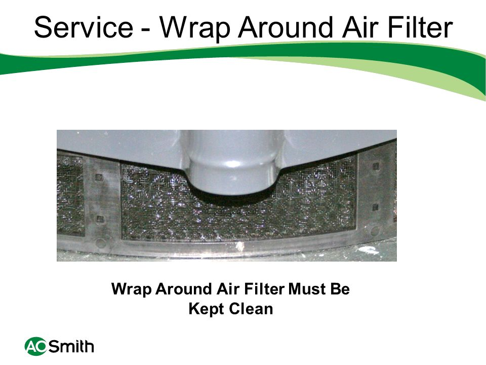 Service - Wrap Around Air Filter