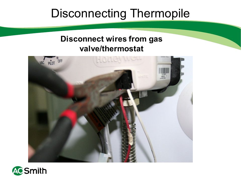 Disconnecting Thermopile