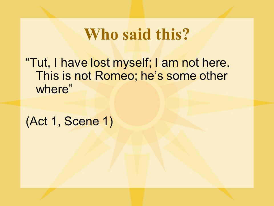 Romeo And Juliet Act 60 Quote Analysis Ppt Download Gorgeous Romeo And Juliet Quotes And Meanings