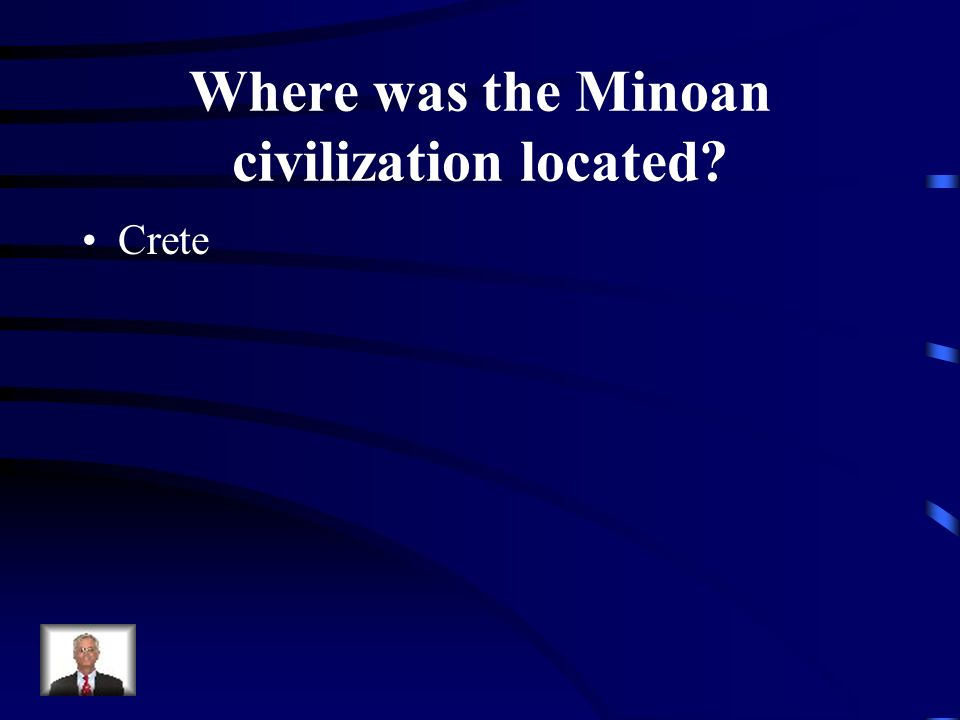 Where was the Minoan civilization located