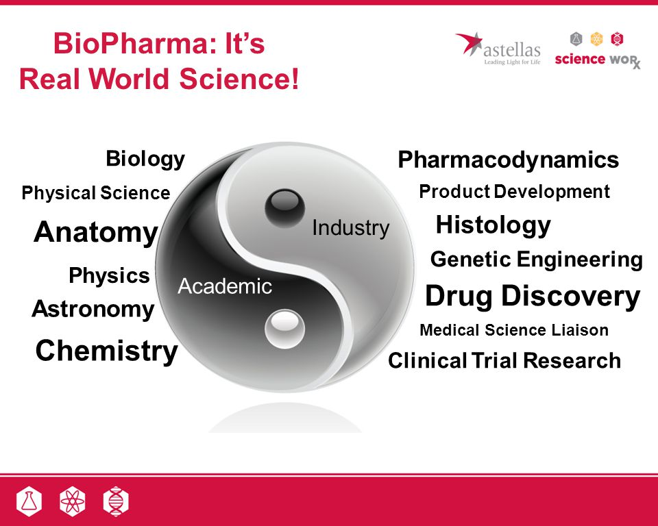 BioPharma: It's Real World Science!