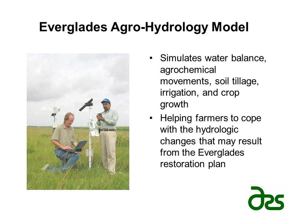 Everglades Agro-Hydrology Model