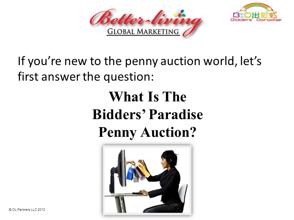 What Is The Bidders' Paradise Penny Auction