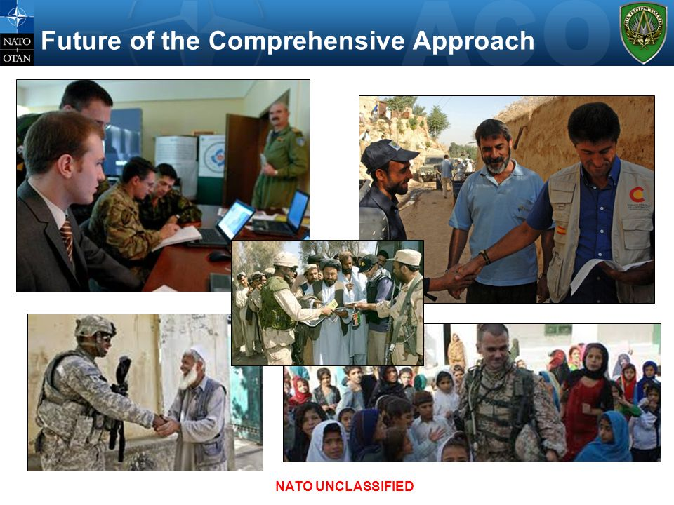 Future of the Comprehensive Approach