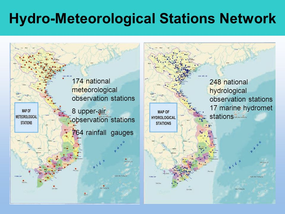 Hydro-Meteorological Stations Network