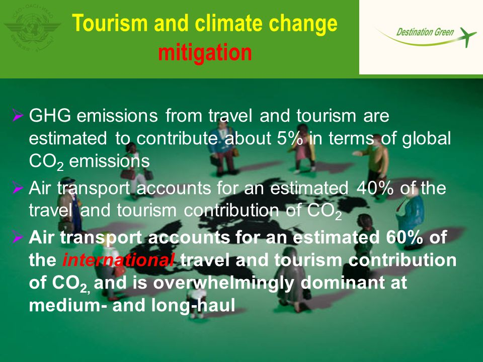 Tourism and climate change mitigation
