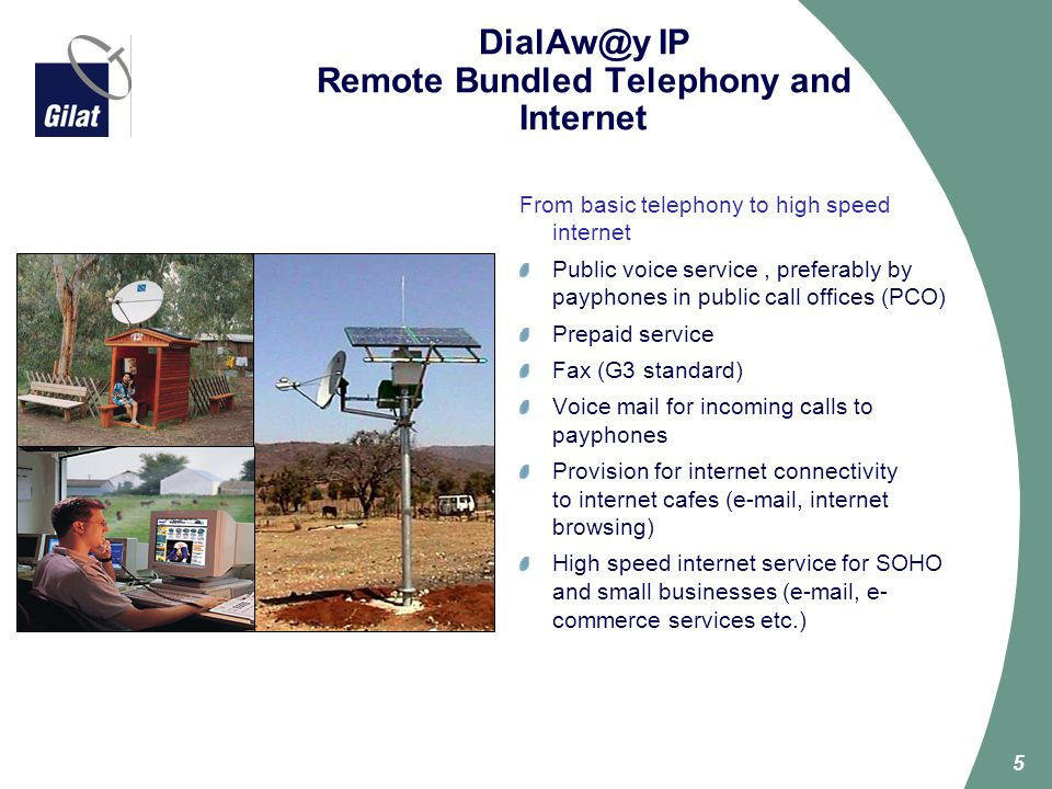 DialAw@y IP Remote Bundled Telephony and Internet