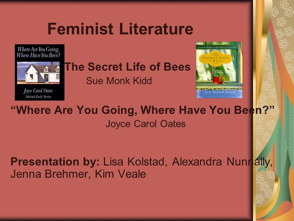 Feminist Literature The Secret Life of Bees
