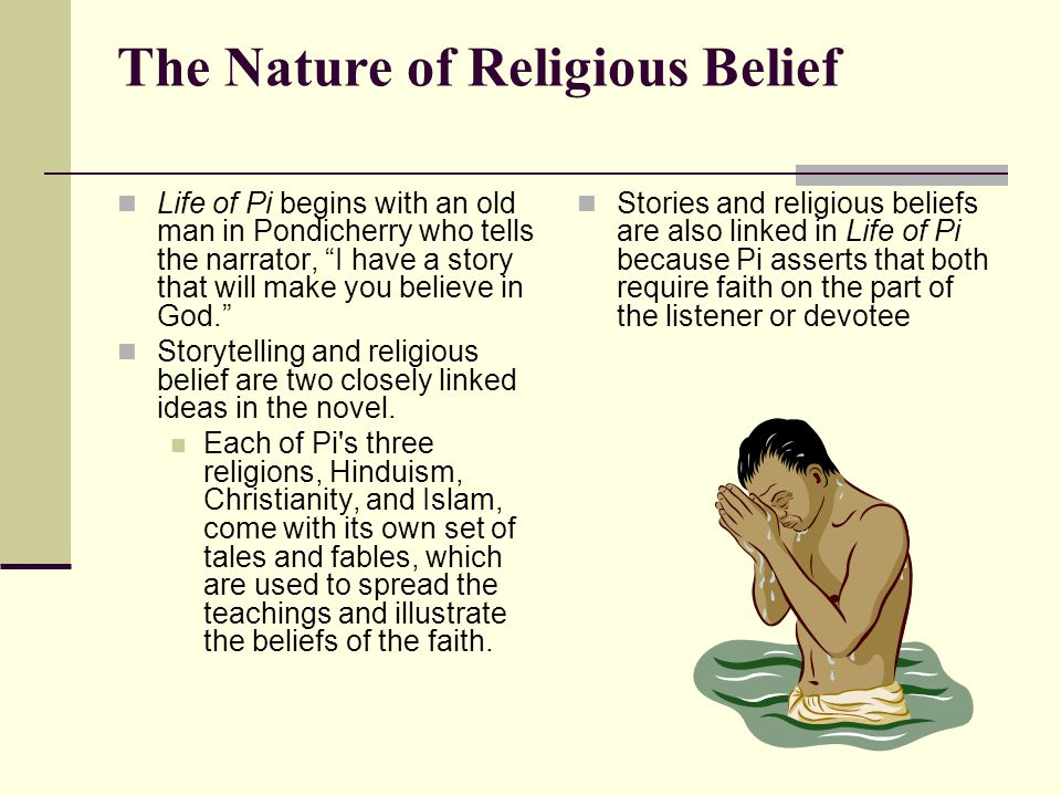 The Nature of Religious Belief