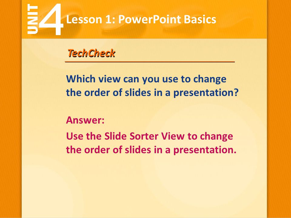 Lesson 1: PowerPoint Basics