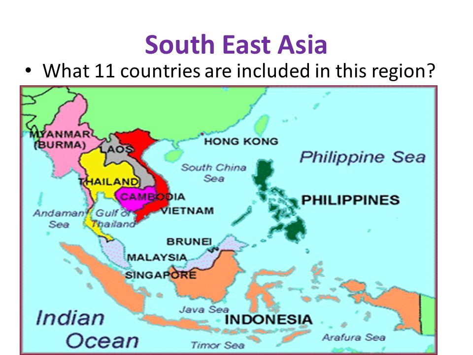 Countries Of Southeast Asia Map.11 Countries Of Southeast Asia Map World Map
