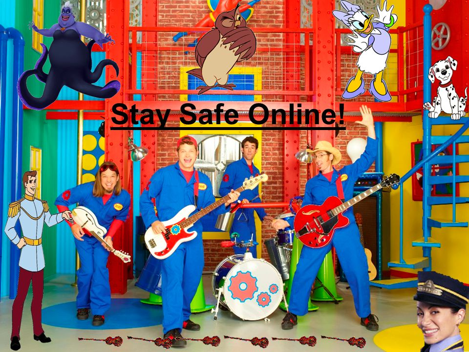 Stay Safe Online!