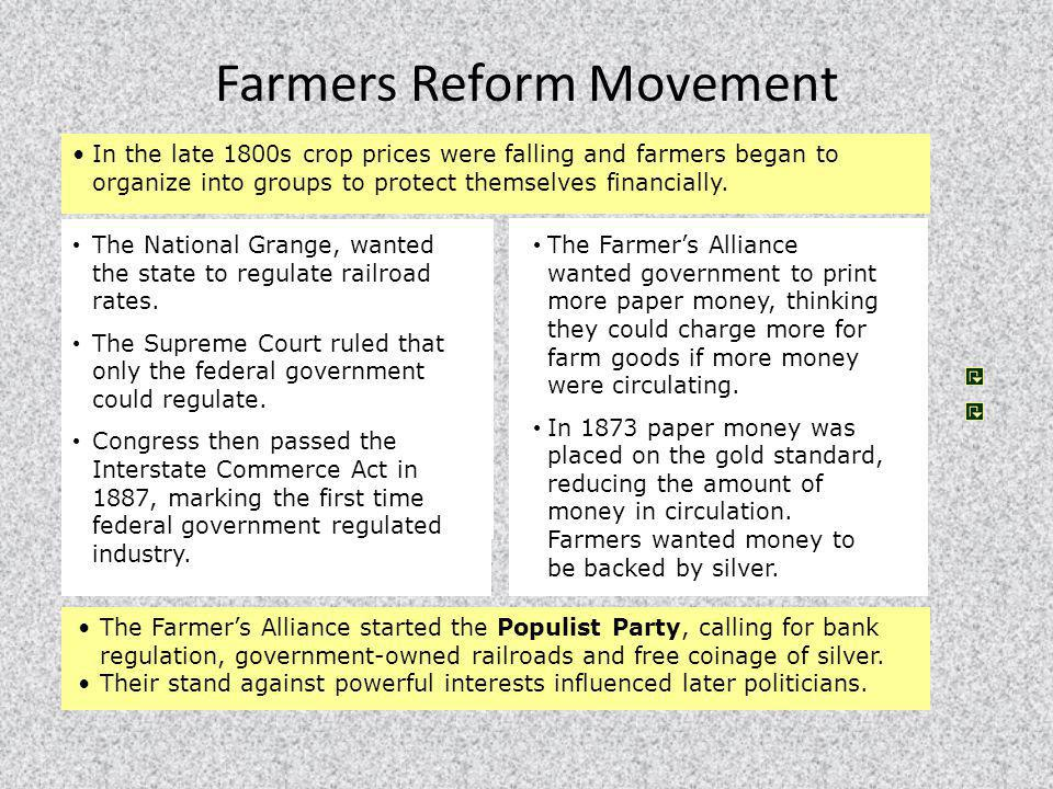 Farmers Reform Movement