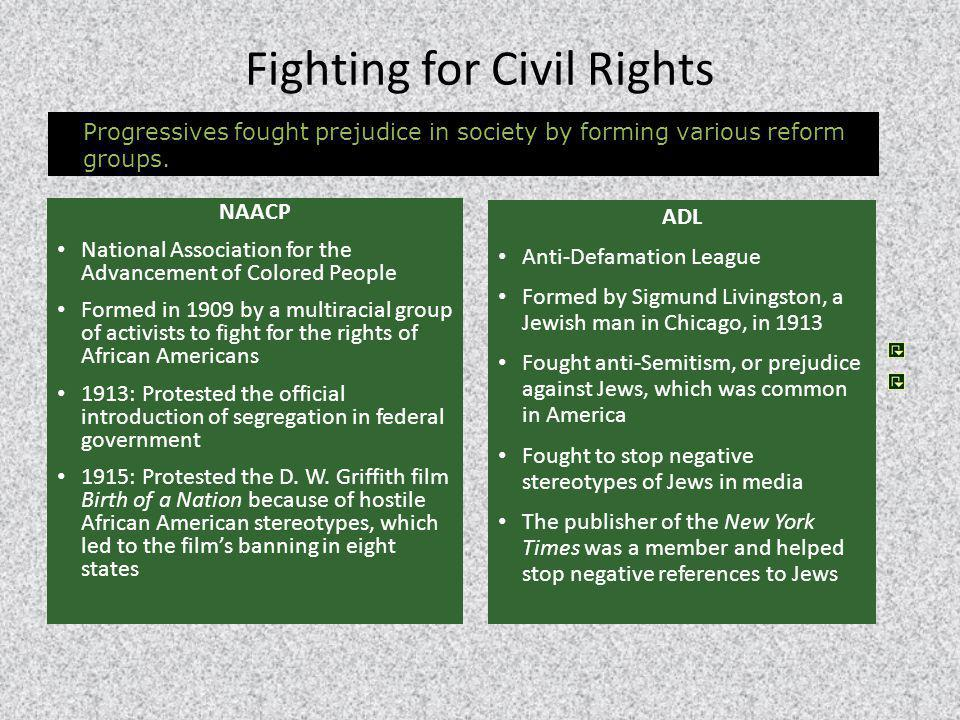 Fighting for Civil Rights