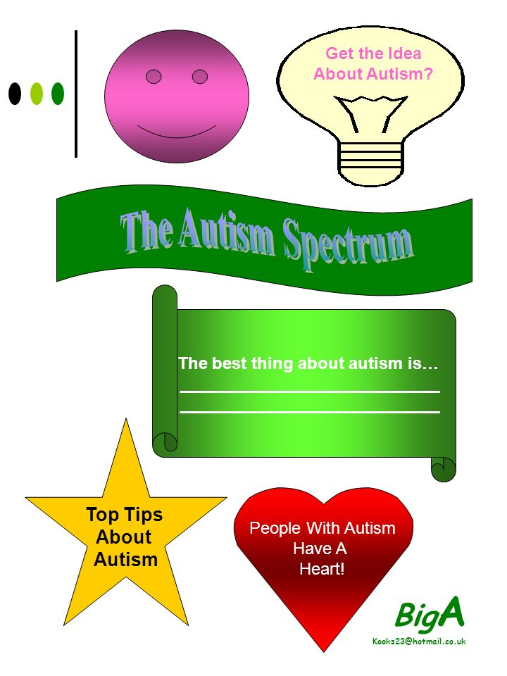 Get the Idea About Autism