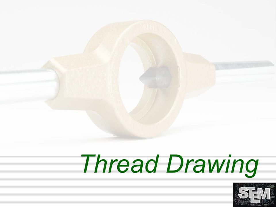 Thread Drawing