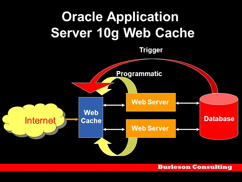 Oracle Application Server 10g Web Cache